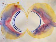 Alkotó Önismeret - Akvarell 5
