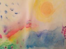 Alkotó Önismeret - Akvarell 9