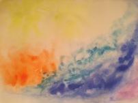 Alkotó Önismeret - Akvarell 11
