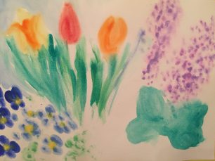 Alkotó Önismeret - Akvarell 12