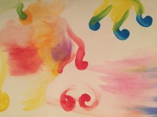 Alkotó Önismeret - Akvarell 13