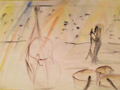 Alkotó Önismeret - Akvarell 16