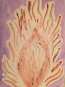 Alkotó Önismeret - Akvarell 19